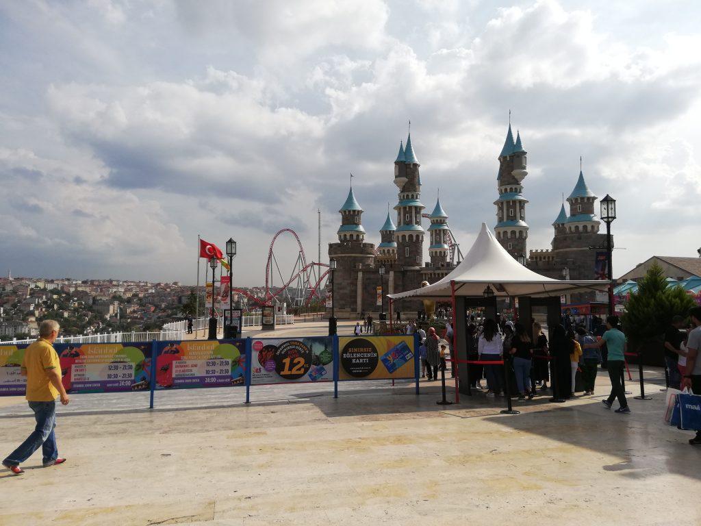IMG 20180909 154403 1024x768 - İsfanbul-Vialand Tema Parkı