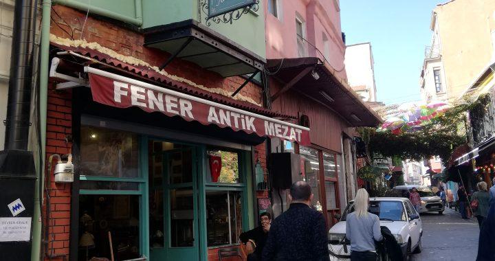 İstanbul-Balat/Fener