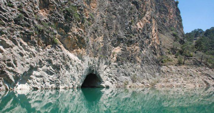 Aydın- Arapapıştı Kanyonu