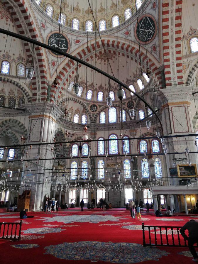 IMG 20181027 144532 675x900 - İstanbul- Fatih Camii Külliye