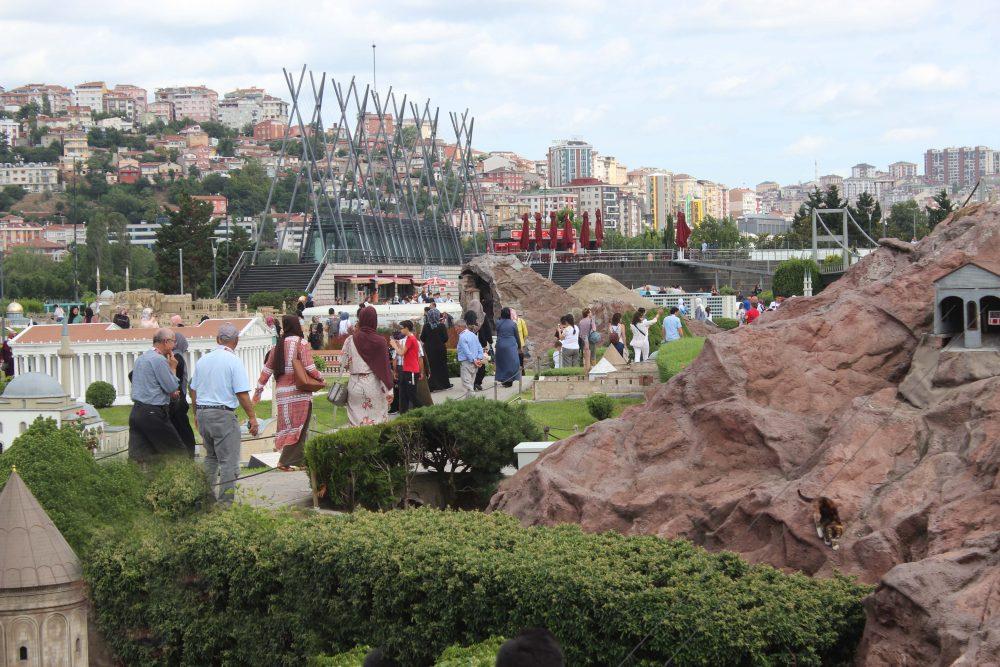 IMG 2647 1000x667 - İstanbul - Miniatürk Müzesi