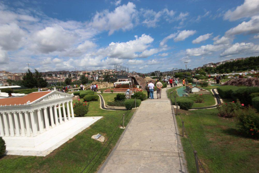 IMG 2648 1000x667 - İstanbul - Miniatürk Müzesi