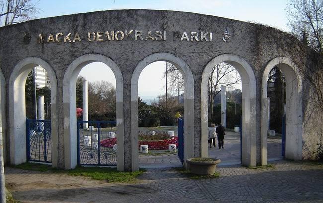 Maçka Demokrasi Parkı