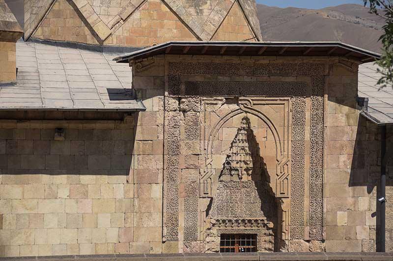 divrigi ulu cami batıtackapisi - Divriği Ulu Camii ve Darüşşifası