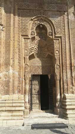 divrigi ulu camii batıtackapisi - Divriği Ulu Camii ve Darüşşifası