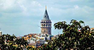 galata kulesi gezilecek yerler - Galata Kulesi