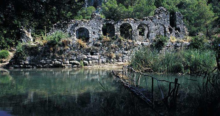 Antalya- Olympos