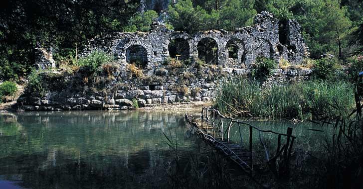 Olympos-Antalya