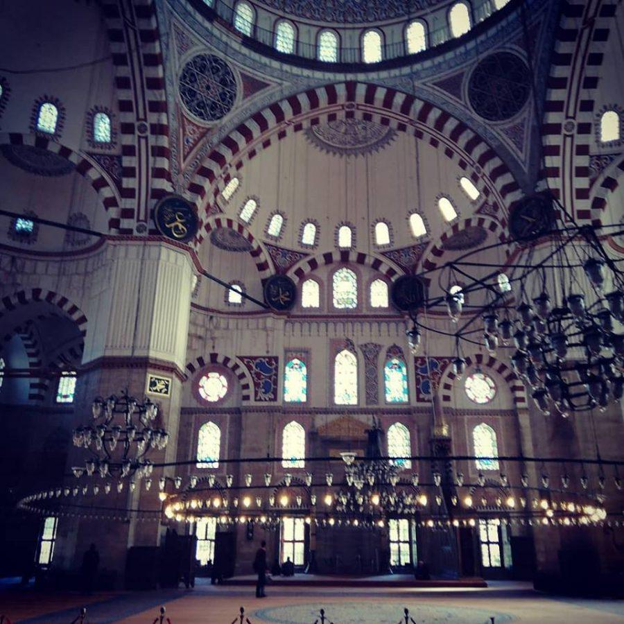 şehzade camii külliyesi 900x900 - İstanbul- Şehzade Camii Külliye