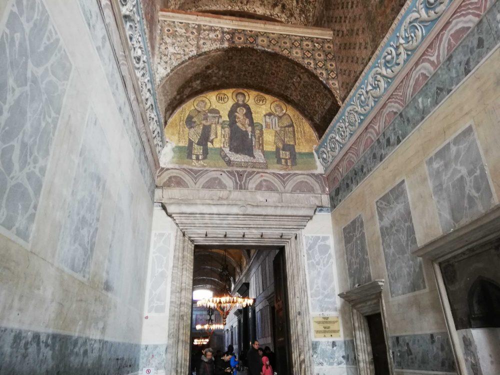 IMG 20190205 110012 1000x750 - Ayasofya Müzesi-Hagia Sophia