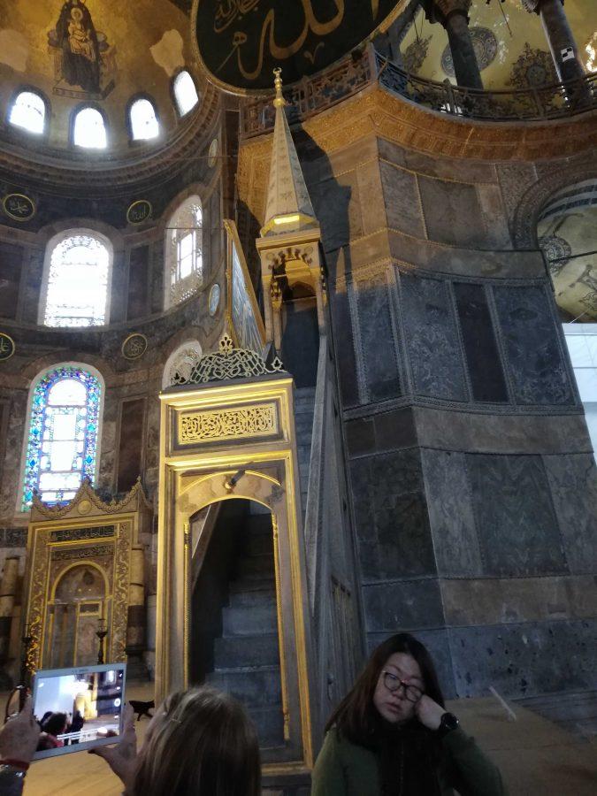 IMG 20190205 111227 675x900 - Ayasofya Müzesi-Hagia Sophia