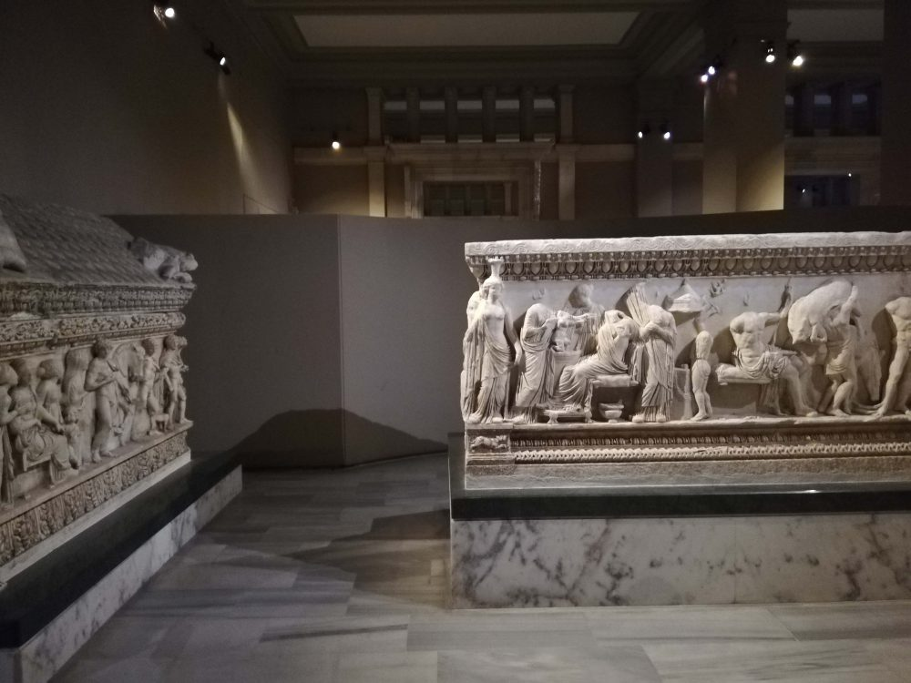IMG 20190226 104032 1000x750 - İstanbul Arkeoloji Müzesi