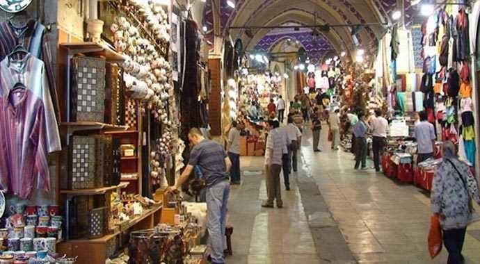 beyazid kapali carsi - Beyazıd Kapalı Çarşı(Grand Bazaar)