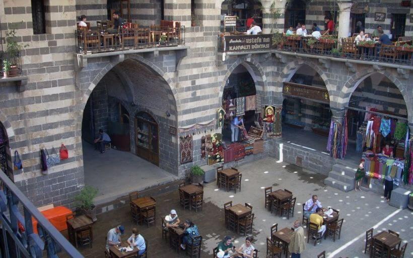 diyarbakir deliler hani - Diyarbakır da Gezilecek Yerler
