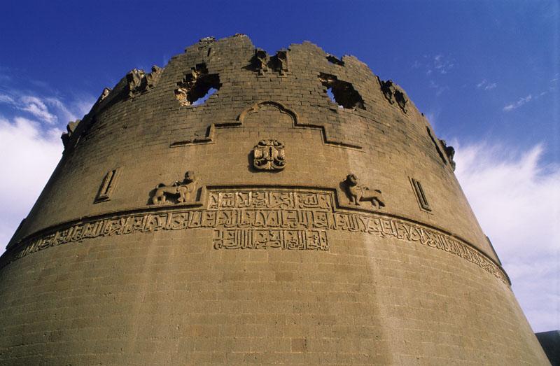 diyarbakir kalesi - Diyarbakır da Gezilecek Yerler