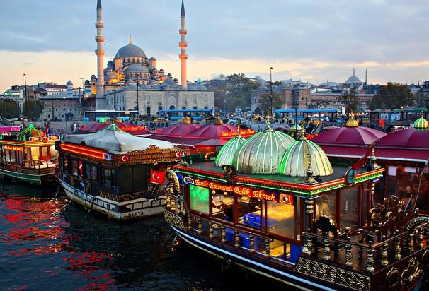 eminonu balik ekmek - İstanbul'da Gezmek