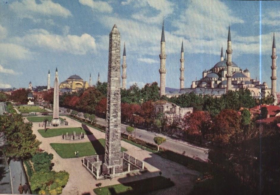 hipodrom - Sultanahmet Gezilecek Yerleri