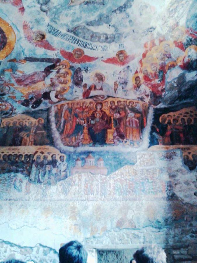 meryem ana kilisesi 675x900 - Sümela Manastırı