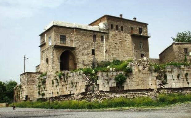 silvan kalesi diyarbakir - Diyarbakır da Gezilecek Yerler