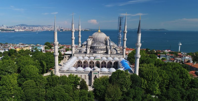 sultanahmet camii - Sultanahmet Gezilecek Yerleri