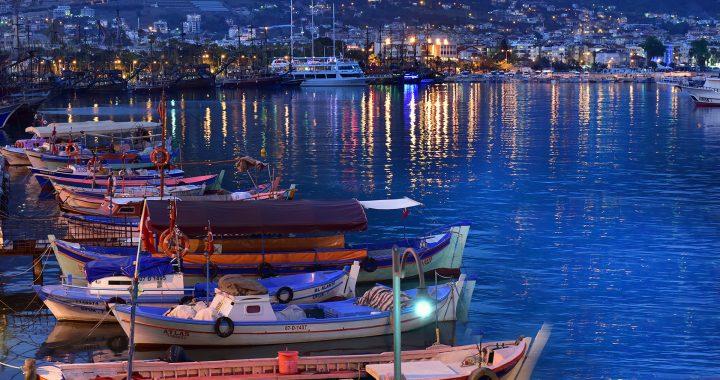 Antalya-Alanya Gezilecek Yerler