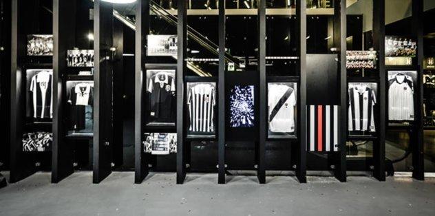 besiktas muzesi - Beşiktaş Vodafone Park Stadyumu