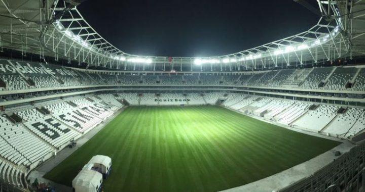 Beşiktaş Vodafone Park Stadyumu