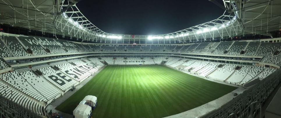Beşiktaş Vodafone Park Stadı