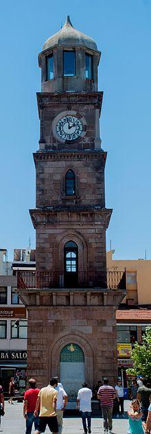 canakkale saat kulesi - Çanakkale de Gezilecek Yerler