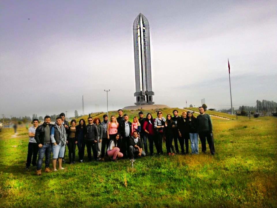 Iğdır Şehit Türkler Anıtı