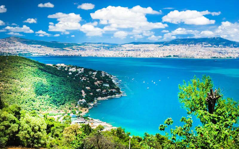 istanbul adalar - İstanbul Adalar da Gezilecek Yerler