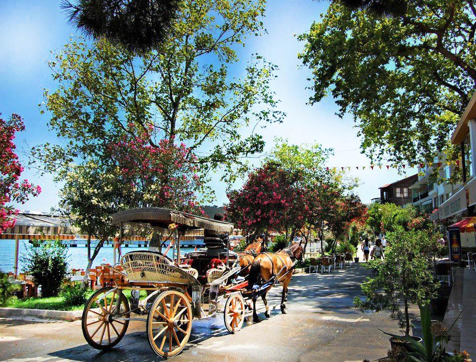 istanbul adalar burgazada - İstanbul Adalar da Gezilecek Yerler