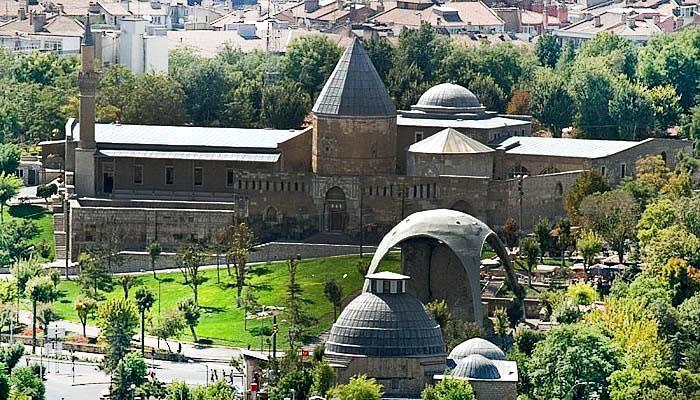 konya aladdin camii - Konya da Gezilecek Yerler