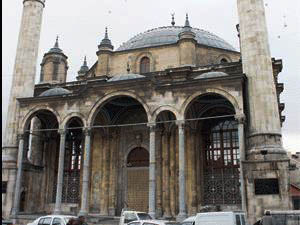 konya aziziye camii - Konya da Gezilecek Yerler