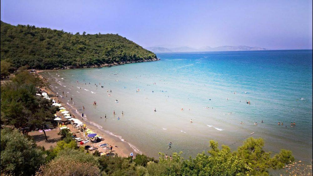 kusadasi guzelcamli plaji 1000x563 - Aydın Kuşadası