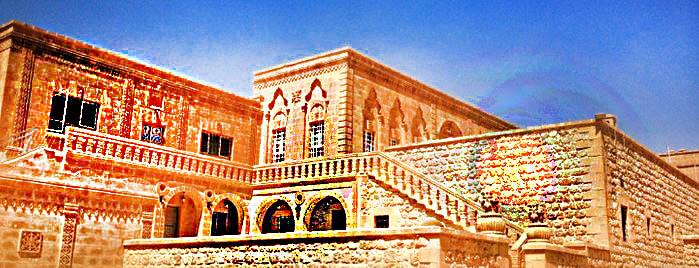 mardin evleri - Mardin de Gezilecek Yerler