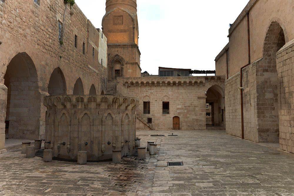 mardin ulu camii 1000x667 - Mardin de Gezilecek Yerler