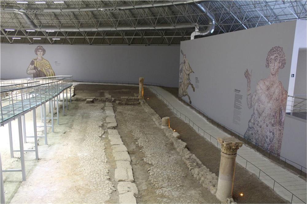 sanliurfa haleplibahce mozaik muzesi 1000x667 - Şanlıurfa da Gezilecek Yerler