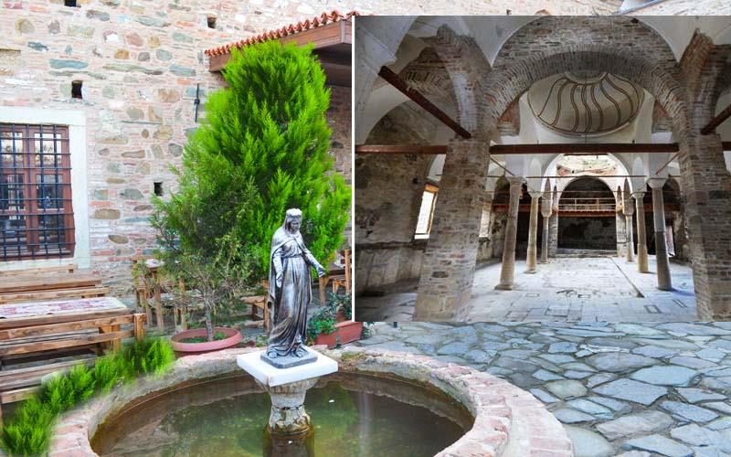 sirince kilisesi copy - İzmir Şirince Gezilecek Yerleri