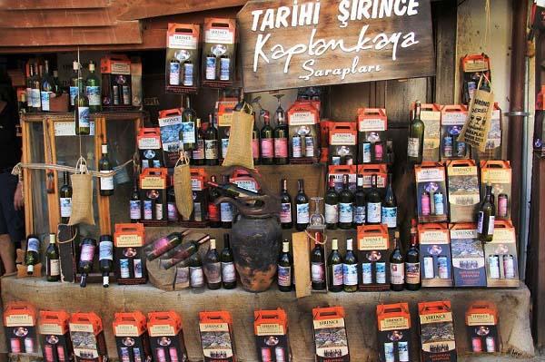 sirince saraplari - İzmir Şirince Gezilecek Yerleri