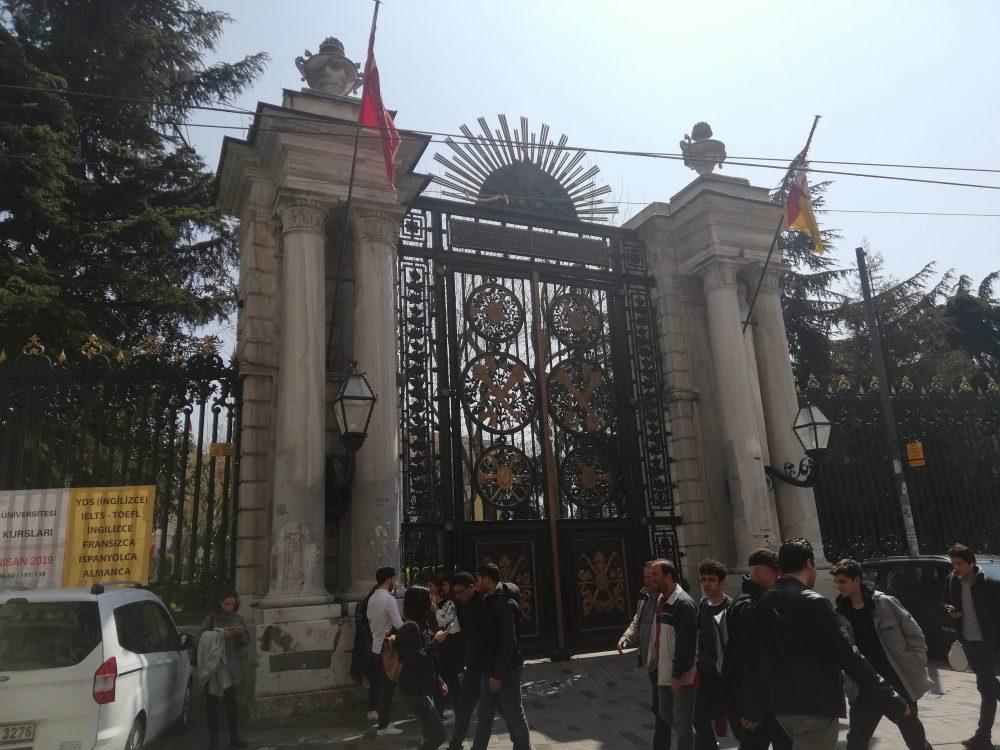 IMG 20190405 132615 1000x750 - Taksim-Gezi Parkı-İstiklal