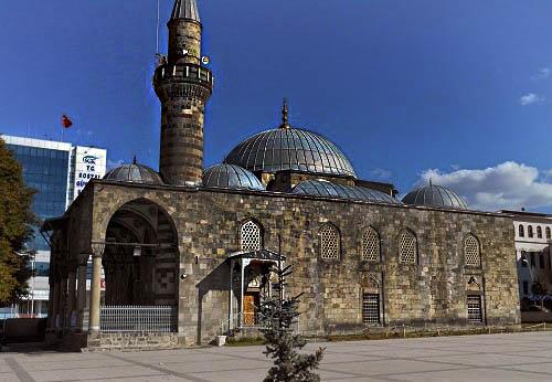 erzurum lala pasa cami - Erzurum da Gezilecek Yerler