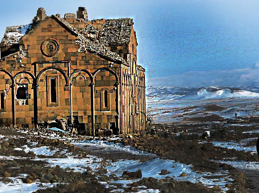 Kars da gezilecek yerler