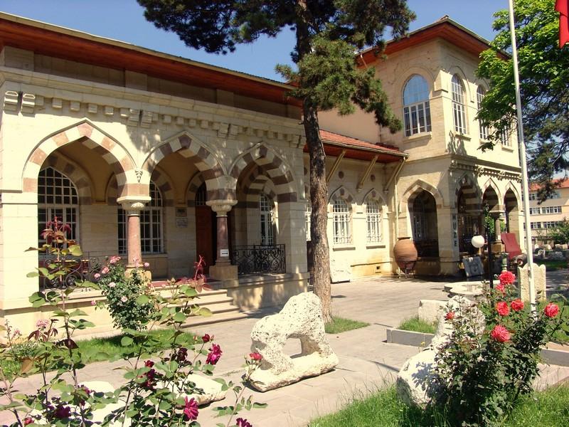 kastamonu arkeoloji muzesi - Kastamonu da Gezilecek Yerler