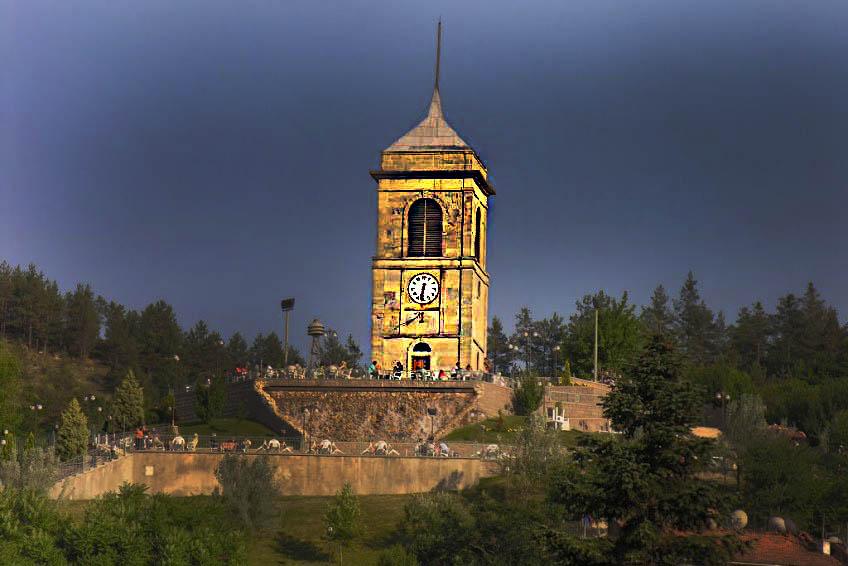 kastamonu saat kulesi - Kastamonu da Gezilecek Yerler