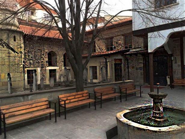 kastamonu yilanli camii - Kastamonu da Gezilecek Yerler