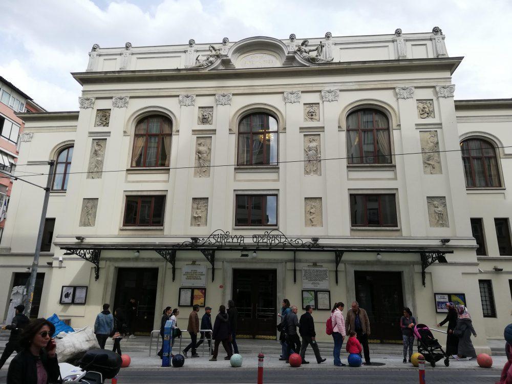 Moda-Süreyya Operası