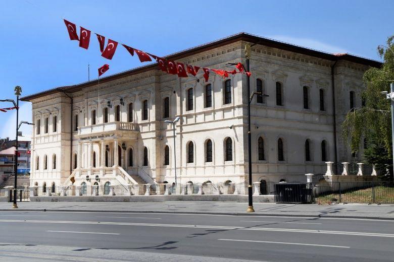 ataturk kongre ve etnografya muzesi - Sivas da Gezilecek Yerler