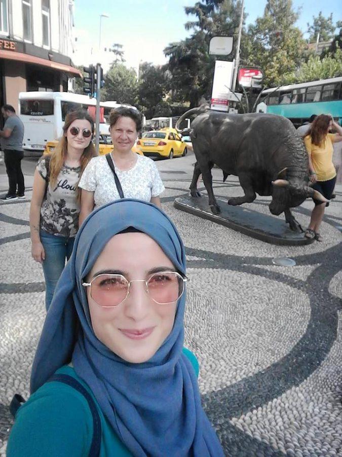 Kadıköy'ün Simgesi Boğa Heykeli