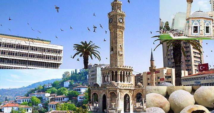 İzmir de Gezilecek Yerler